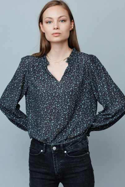 Dakota Top - Print