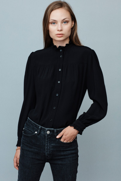 Stevie Blouse - Black